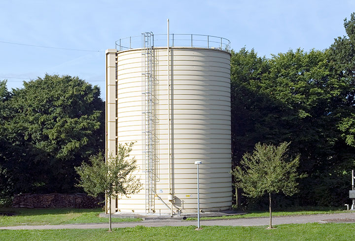 Behaelter Gasspeicher Industrie - Lipp System
