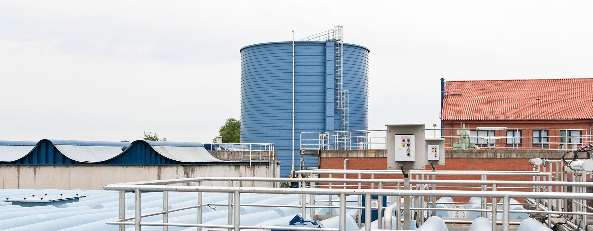 Industrielle Gas Speicherung - Lipp System