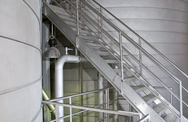 Stainless Steel Tank - Lipp System
