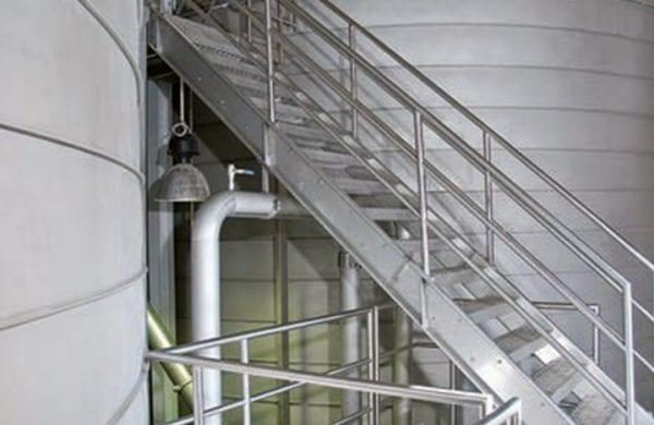 Lagertank Edelstahl Trinkwasser