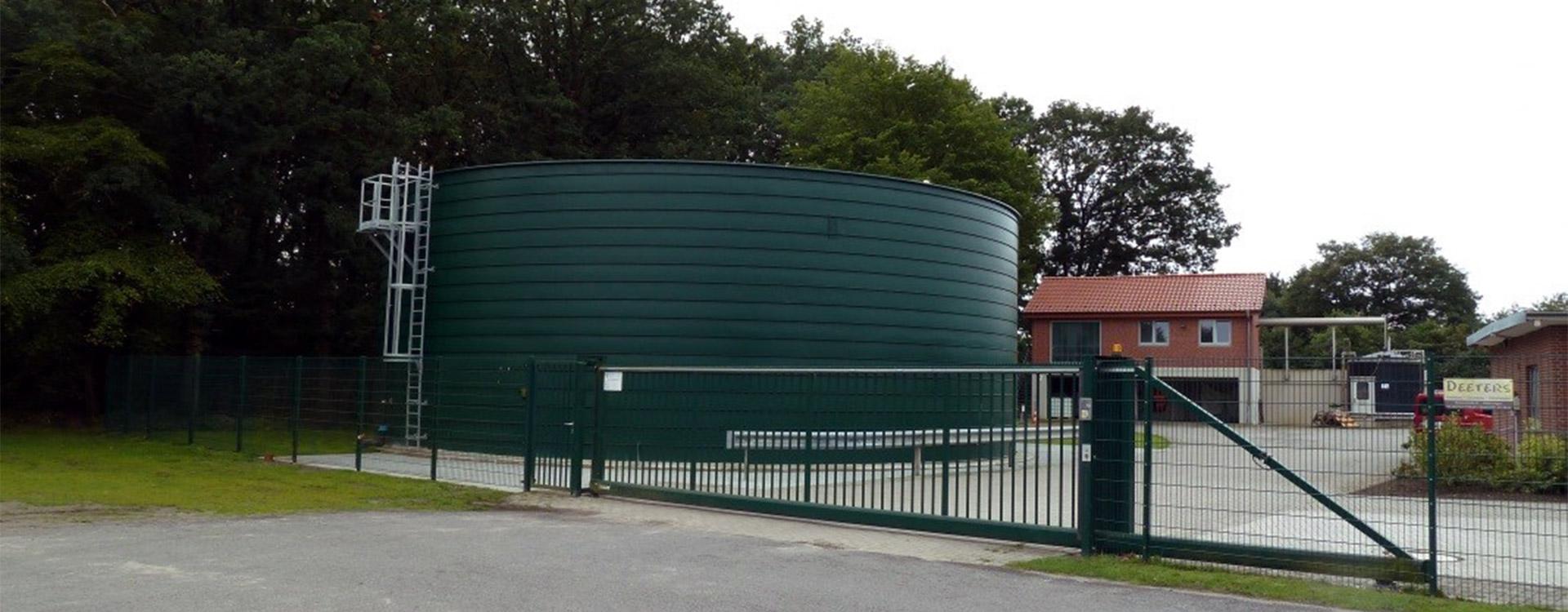 Waste Water Tank - Lipp System