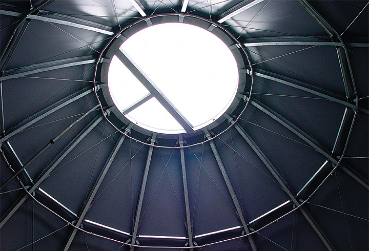 Lipp Roof Segment
