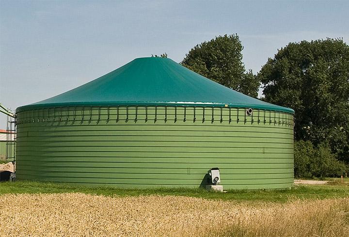Lipp roof double-skin