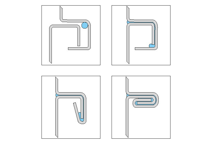 Skizze LIPP System Doppelfalz-Verfahren
