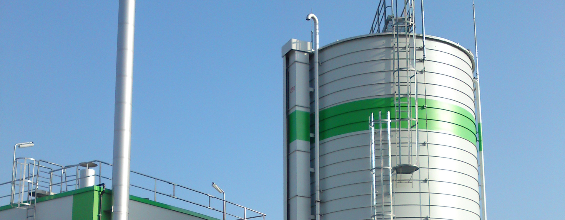 Municipal Gas Storage - Lipp System