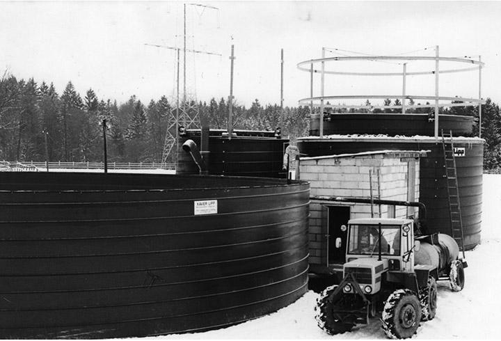 Lipp history silo