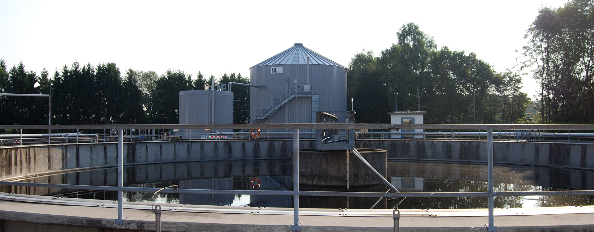 Industry Wastewater Digester