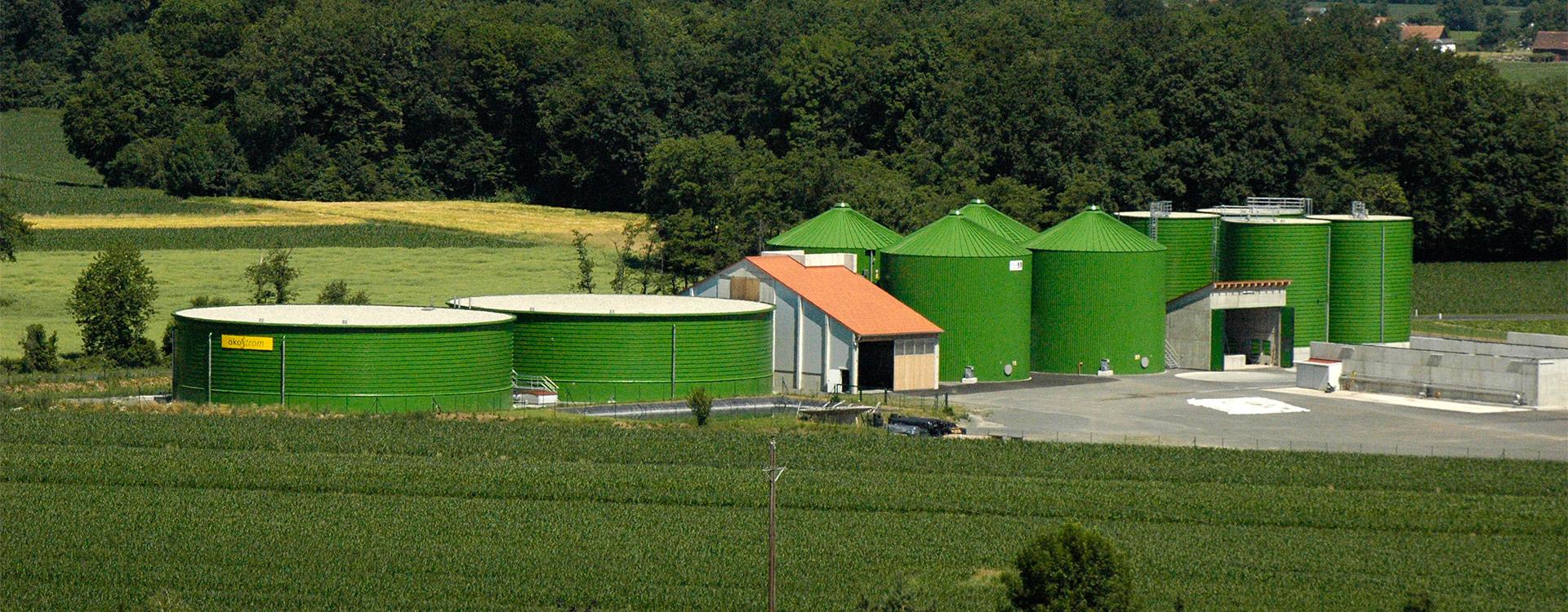 Lipp System - Industrie Biogas