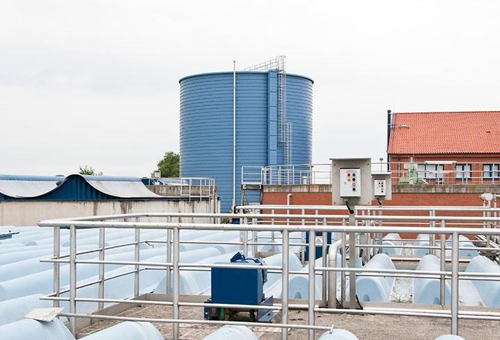 Industrial Gas Storage - Lipp System