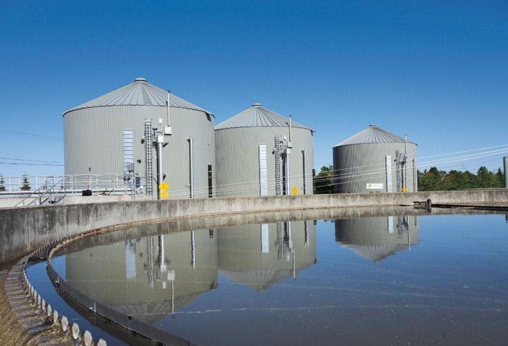 Lipp KomBio Reaktoren in kommunaler Anlage