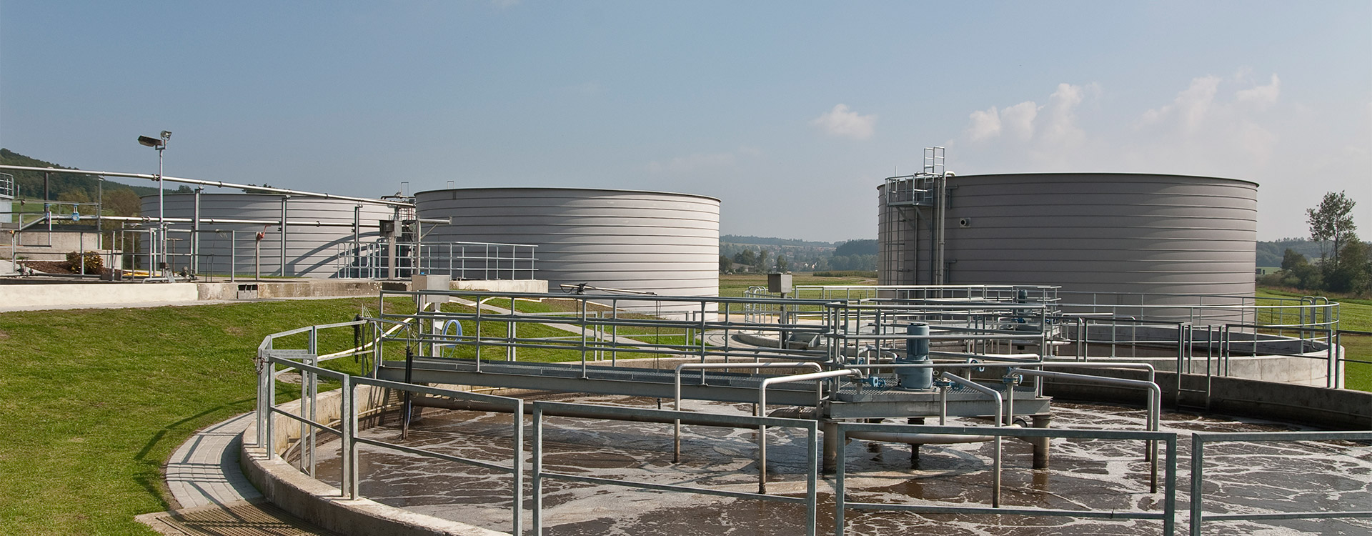 Lipp Wastewater Plants