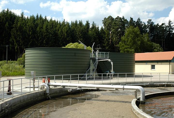 Lipp Municipality Wastewater - Lipp System
