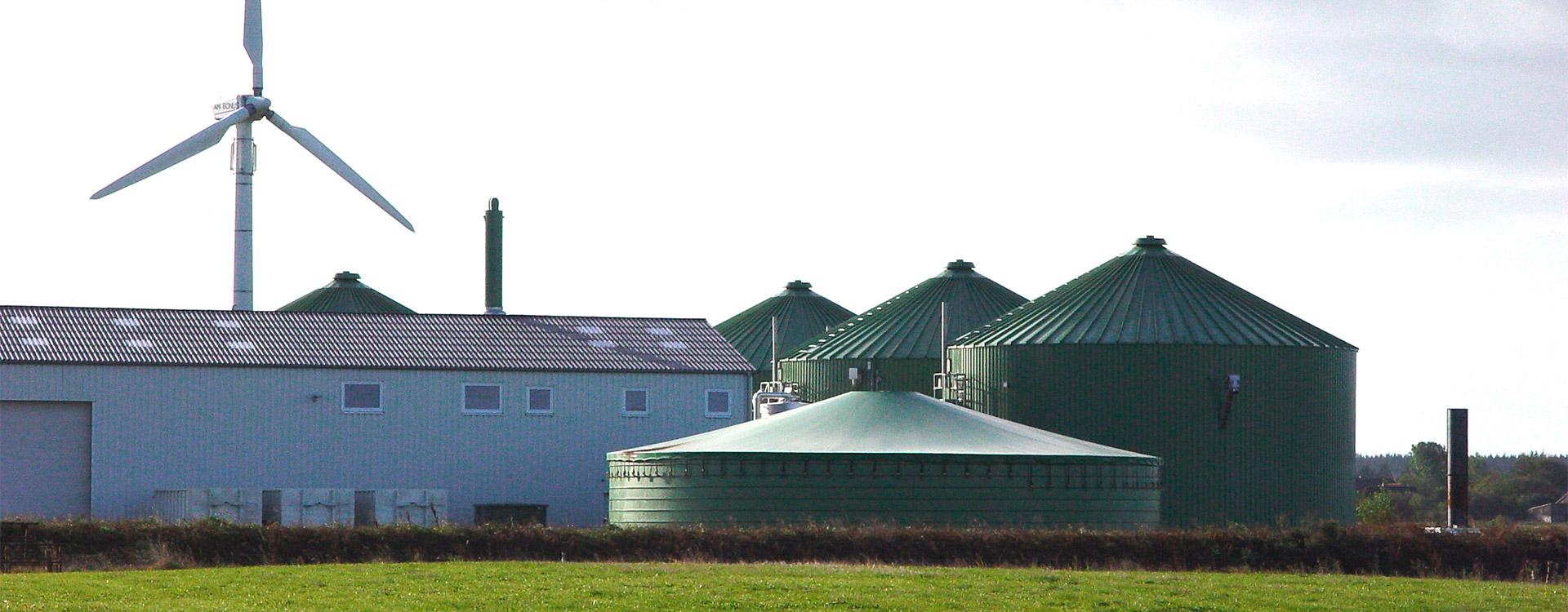 Landwirtschaft Fermentation - Lipp System