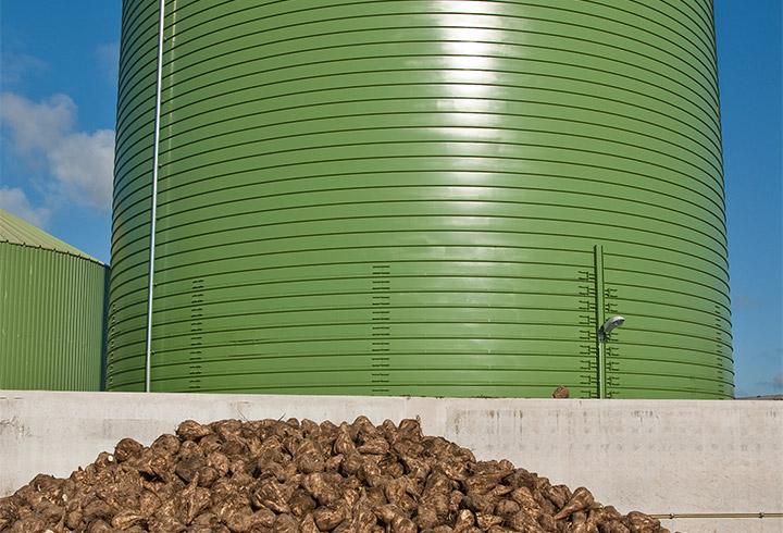 Landwirtschaft Silage - Lipp System