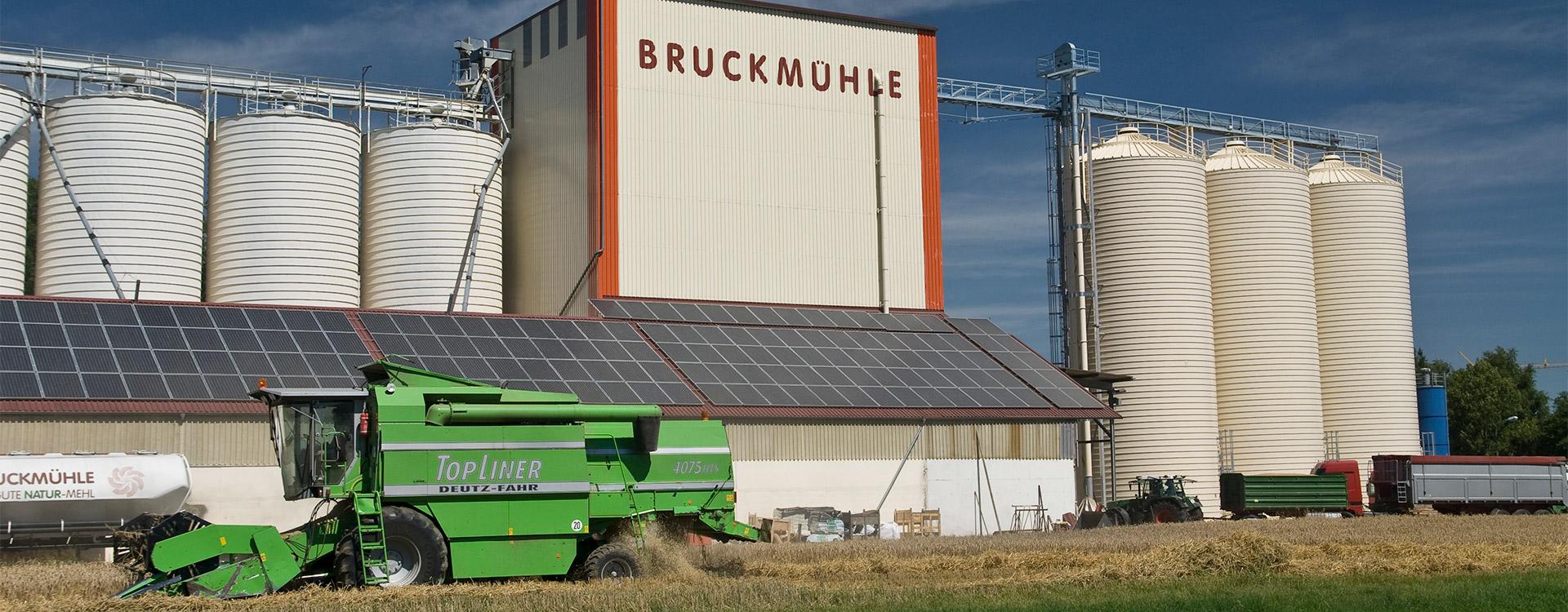 Landwirtschaft Getreide - Lipp System