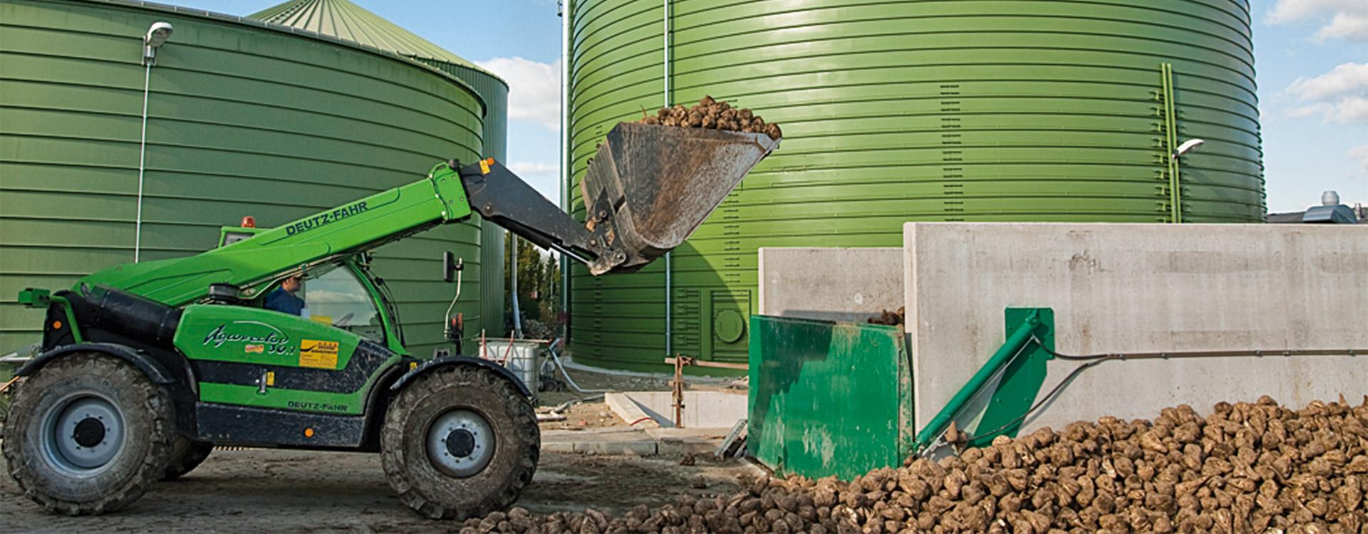 Landwirtschaft Rueben - Lipp System