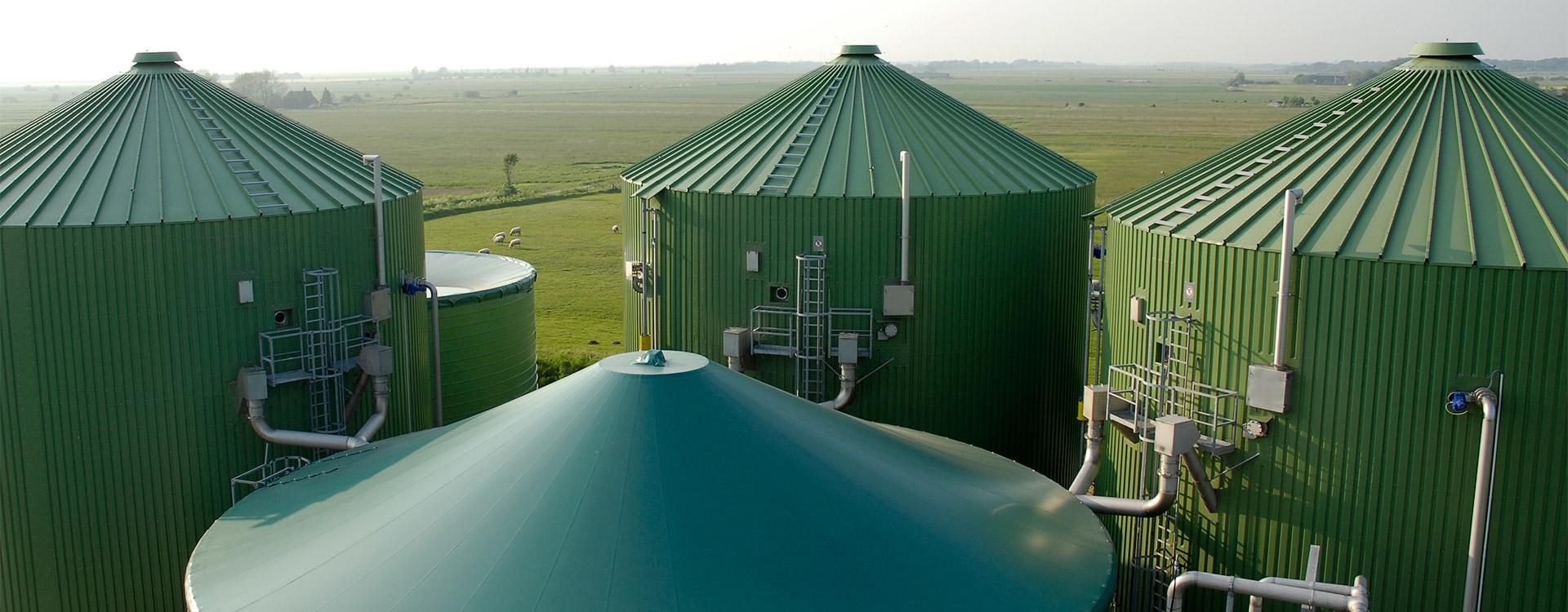 Post-Digester Biogas