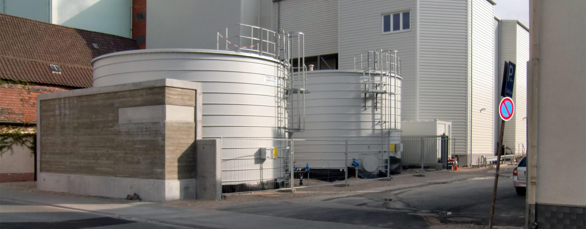 Prozesswasser Industrie - Lipp System