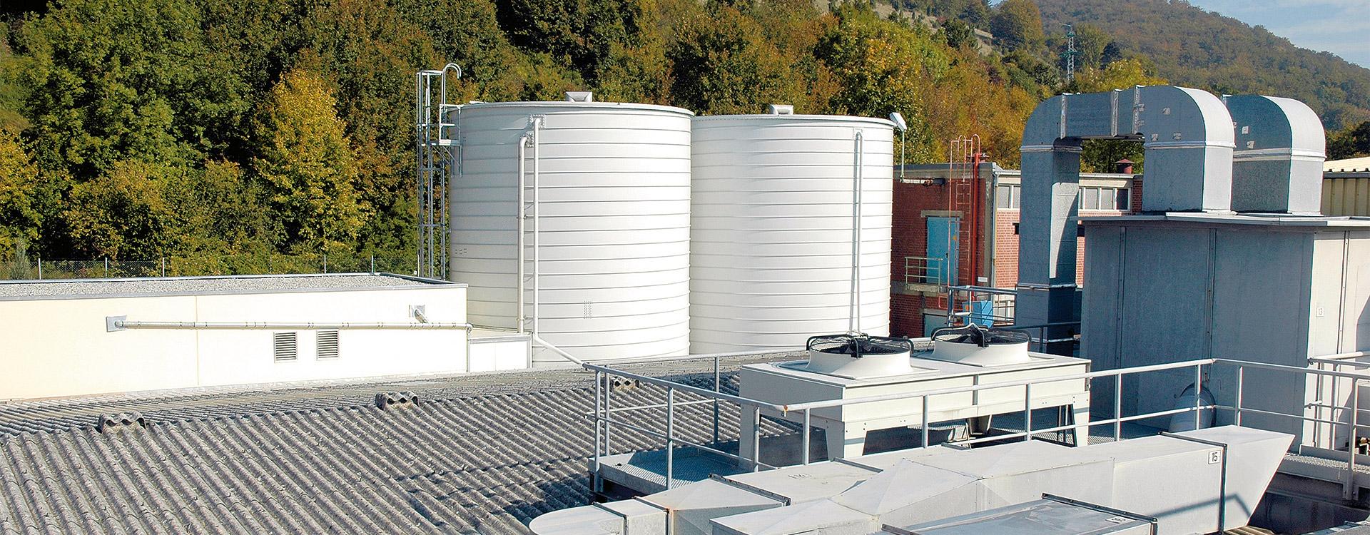 Prozesswasser industriell - Lipp System
