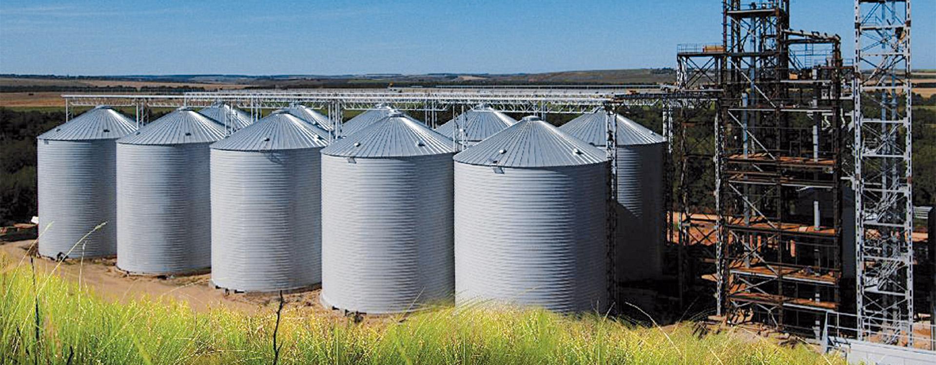 Bulk Storage Industry - Lipp System