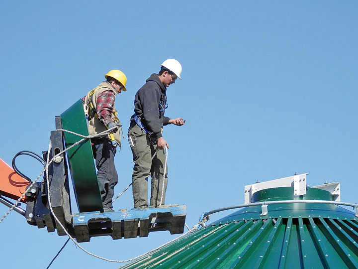 Lipp Service Maintenance - Lipp System