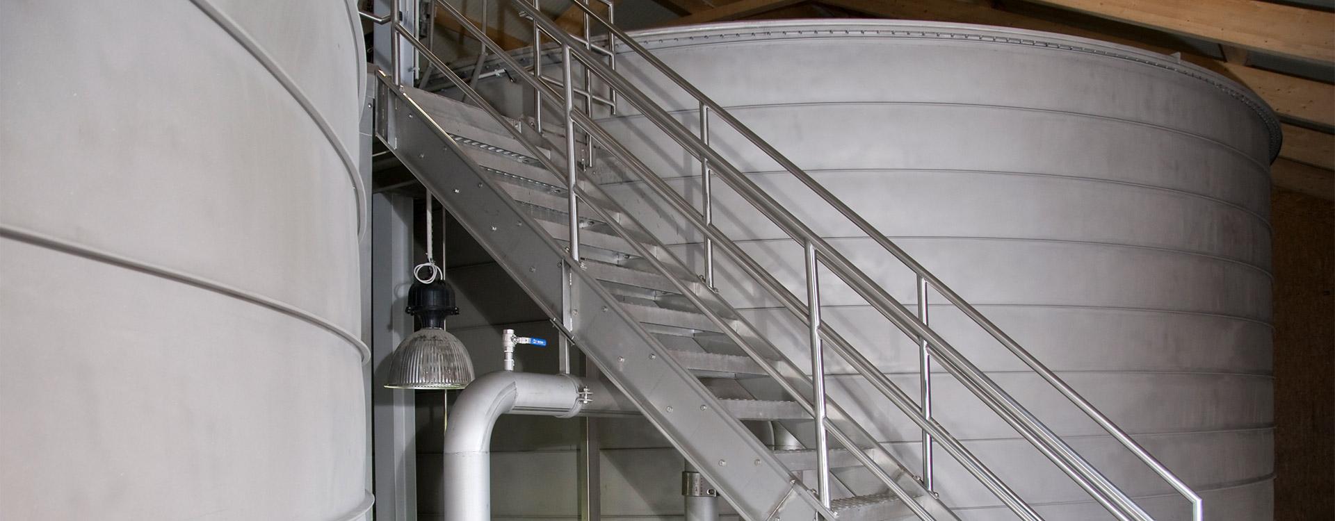 Lipp System -Trinkwasser Behaelter