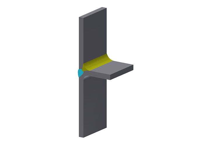 LIPP weld profile