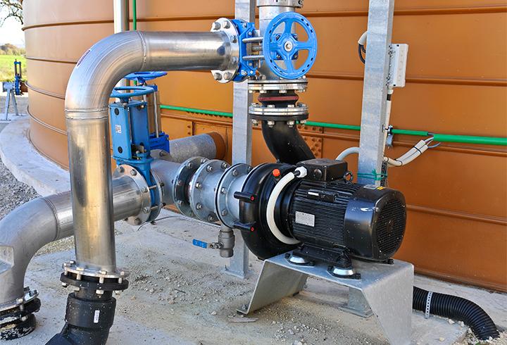 Zubehoer Pumptechnik - Lipp System