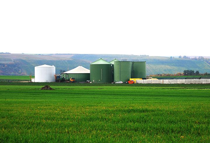 Lipp Projekte Biogasanlagen Landwirtschaft Kitzingen - Lipp Projekte