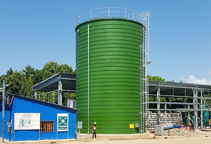 Lipp Flüssigkeitsbehälter Projekte Industrie - Lipp Projekte