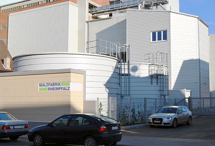 Lipp Flüssigkeitsbehälter Projekte Pfungstadt - Lipp Projekte