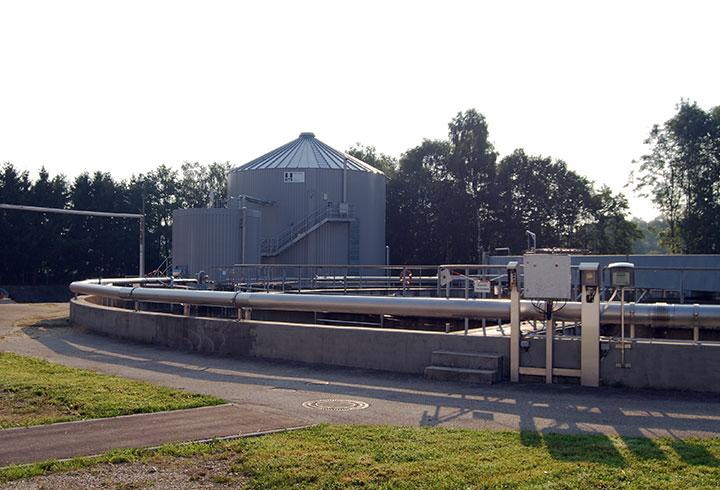 Lipp KomBio-Reaktor Projekte Kommune Vilsbiburg - Lipp Projekte