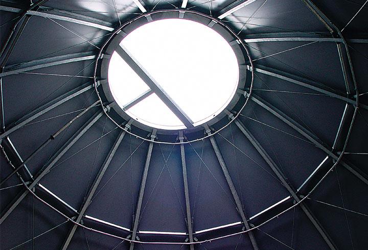 Image Behälterdächer - Lipp System