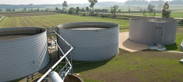 Liquid Storage Tanks - Lipp System