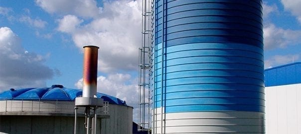 Gas Accumulator - Lipp System