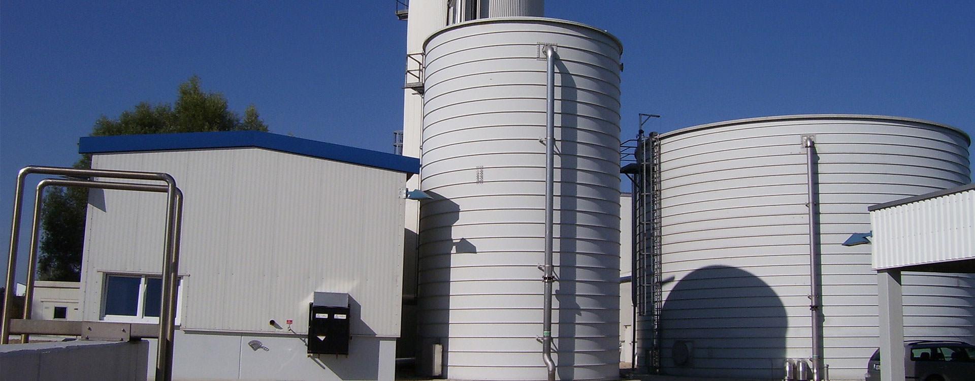 Liquid Storage Buffer
