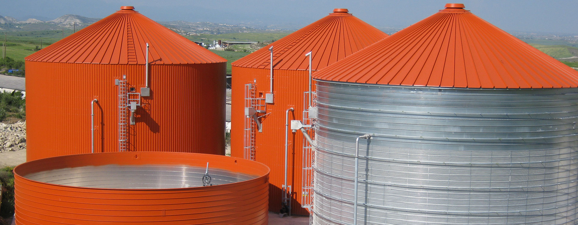 Liquid Manure Biogas - Lipp System