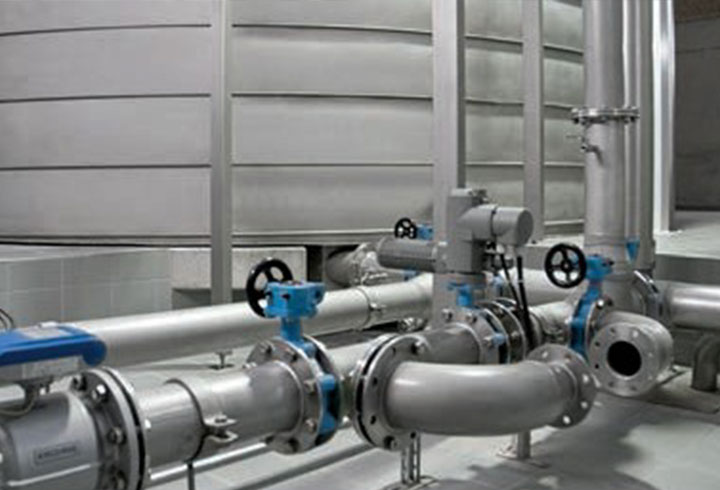 Drinking Water Tanks - Lipp System